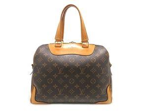 more photos 8ba4b 40de4 ヴィトン モノグラム 黒 バッグの平均価格は47,981円|ヤフオク ...