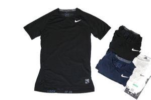 65dbd4e119e ナイキ コンポジション アンダーシャツ バスケ 野球 半袖3枚+長袖1枚 4枚セット まとめ売