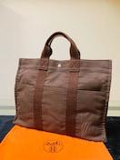 ◆正規品◆ 超美品 ◆ エルメス エールライン トート バッグ