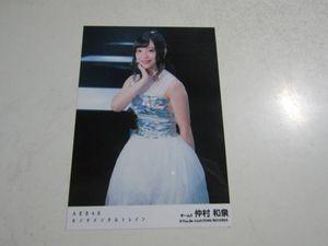 AKB48 センチメンタルトレイン劇場盤 仲村和泉生写真 1スタ