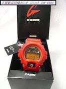 1円~本物確実正規新品同様カシオG-ショック腕時計DW-6900CB