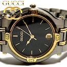 美品【コマ付】1スタ グッチ/Gucci 定価13万 9000M メンズ腕時計
