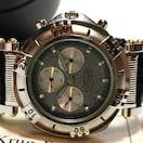 美品【箱・購入証明】1スタ★Krug Baumen定価約3.5万 腕時計