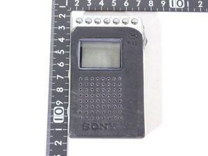 MO83◆SONY/ソニー FM/AM RADIO ICF-R351 ポケットラ ...
