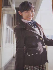 ◆即決◆ 元AKB48 渡辺麻友  特大両面ポスター �