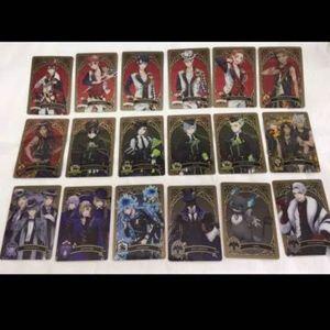 メタル カード ツイステッド 『ディズニー ツイステッドワンダーランド』「メタルカードコレクション自販機ver.」
