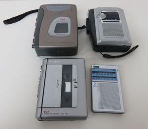 A013★YUSAN / SONY ICF-T46 / SONY TCM-450 ...