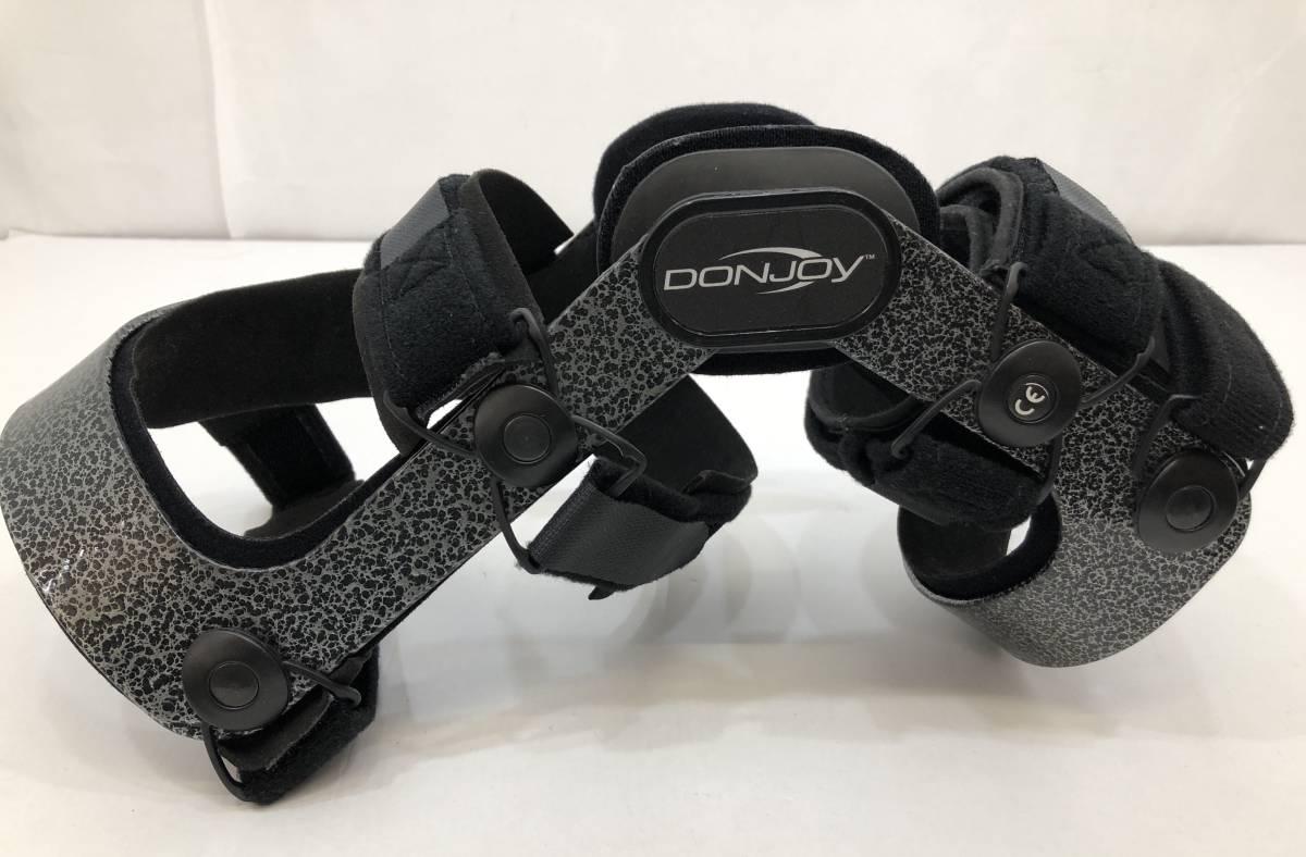装具 ドンジョイ 前十字靭帯再建術後における装具選択についての検討