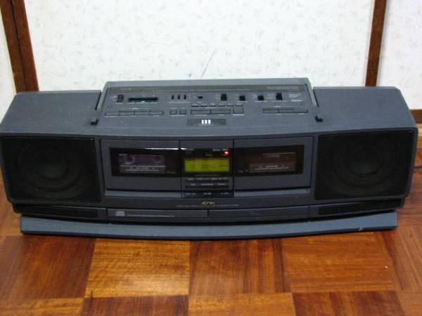 東芝Aurex CDラジカセ CD WORKS RT-CDW88X レアモデル