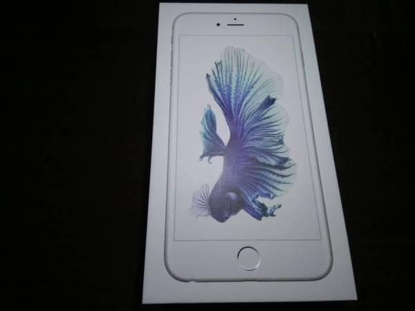 ★新品★ iPhone 6s Plus 128GB シルバー 白ロム 判定〇 ドコモ