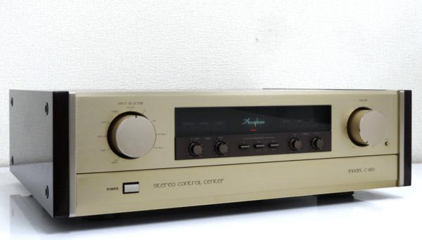 ▲▽Accuphase C-260 プリアンプ アキュフェーズ△▼