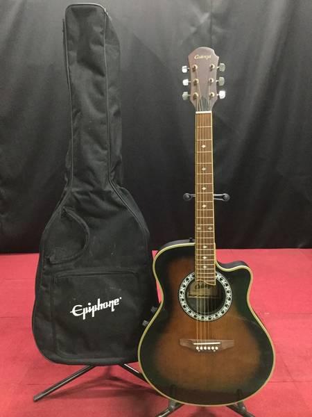 cadenza EA330 エレアコギター★現状品