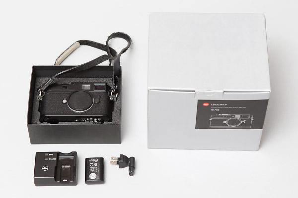 【CCD新品】LEICA M9-P/元箱・付属品完品