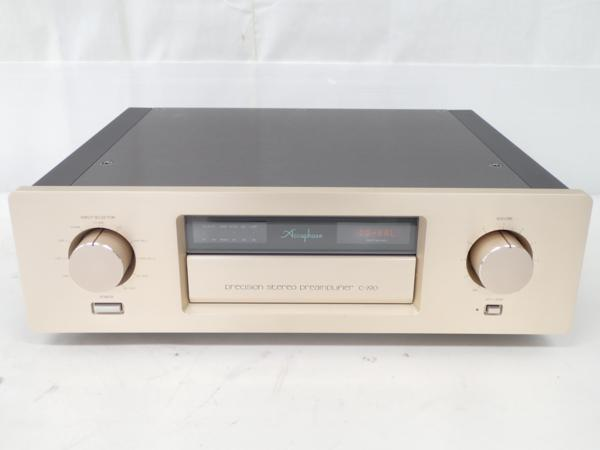 Accuphase ステレオプリアンプ C-290 アキュフェーズ◆49293-3