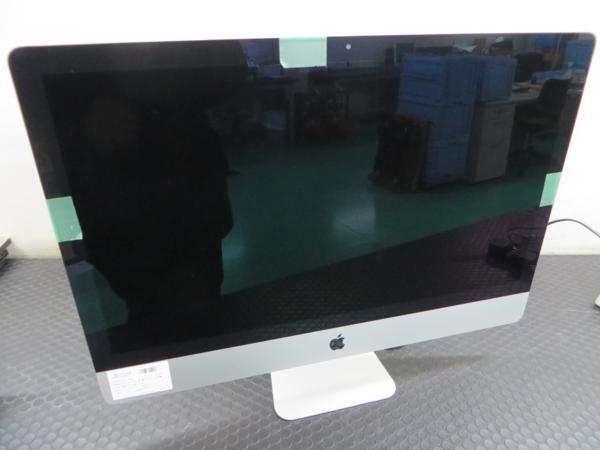 Apple iMac 27inch Late2012 A1419 ジャンク扱 送料大(W572089)