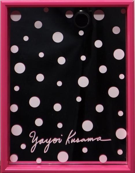 【おたからや】草間彌生●DOTS OBSESSION 2011&版画集/鏡/保証