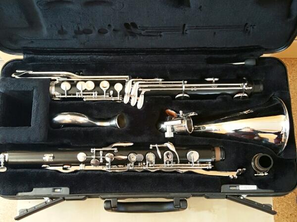 ★YAMAHA★ ヤマハ バスクラリネット YCL221 管楽器 中古