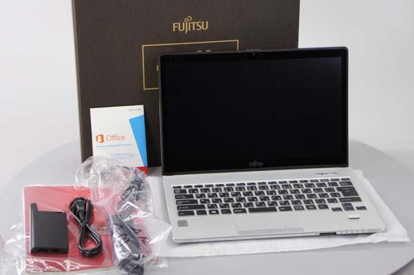 PG■FUJITSU/i5-5200U/4GB/500GB/Office LIFEBOOK SH90/T■MXP7