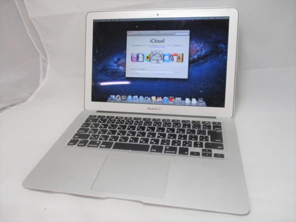 1円 Apple MacBook Air Mid 2011 13in A1369 1.7GHz core i5 4GB