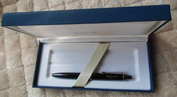 ペリカン ノック式ボールペン K200? インク紺-青色 未使用品